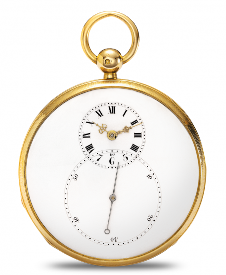 Grande Seconde Pocket Watch