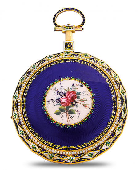 "Pocket Watch ""The Roses"""