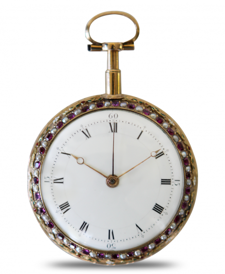 Carillon Pocket Watch