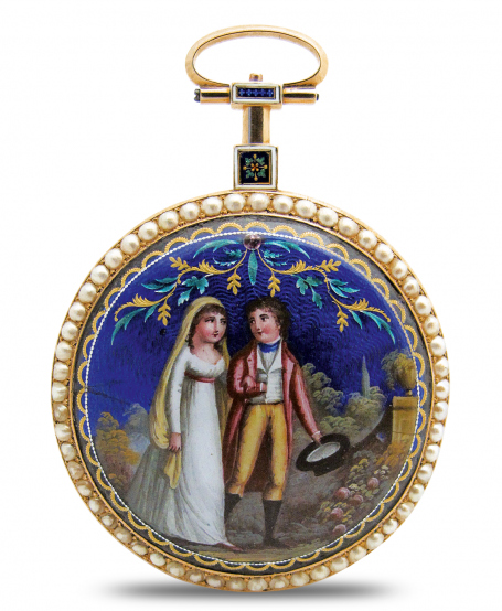 "Pocket Watch ""Grande Mariée"""