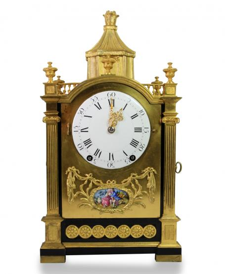 """Table clock """"Day and Night"""""""